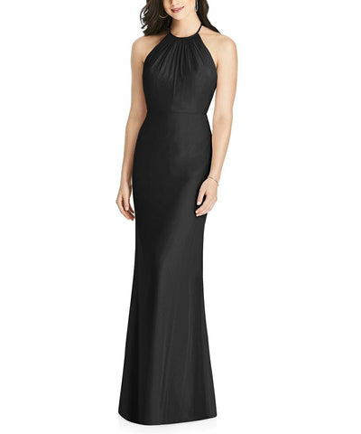 Dessy Collection Style 3022 in Black - Front