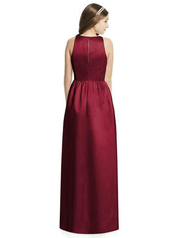 Dessy Collection Junior Bridesmaid Style JR536