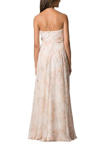 Jenny Yoo Inesse Print Bridesmaid Dress