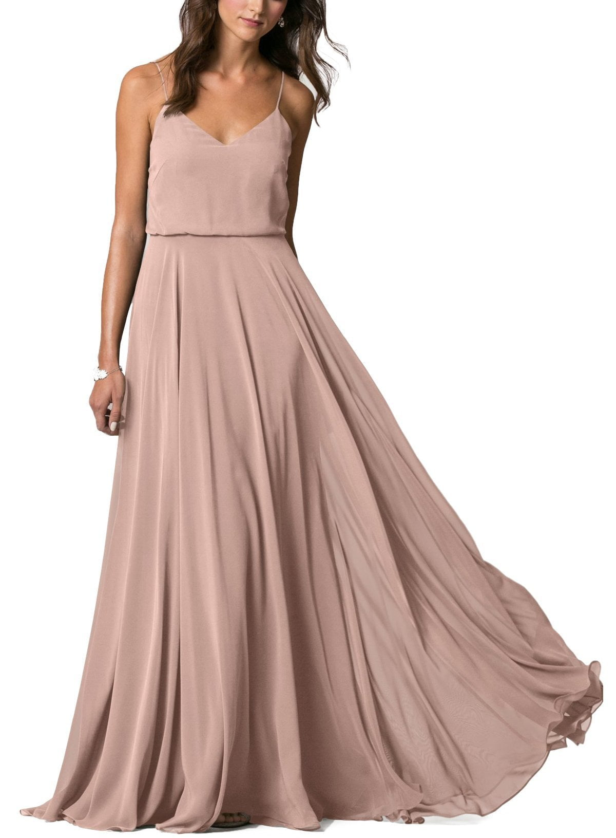 f8422e7bbd Jenny Yoo Inesse in Whipped Apricot Bridesmaid Dress