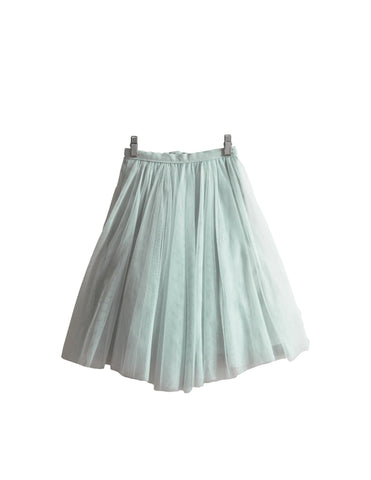 Jenny Yoo Mini Lucy Flower Girl Skirt