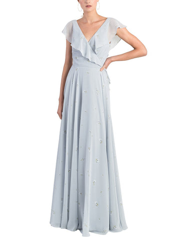 Jenny Yoo Faye Print Bridesmaid Dress