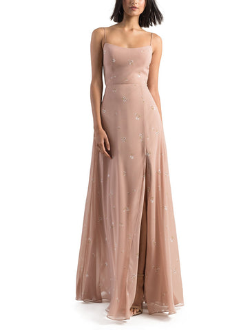 Jenny Yoo Kiara Print Bridesmaid Dress
