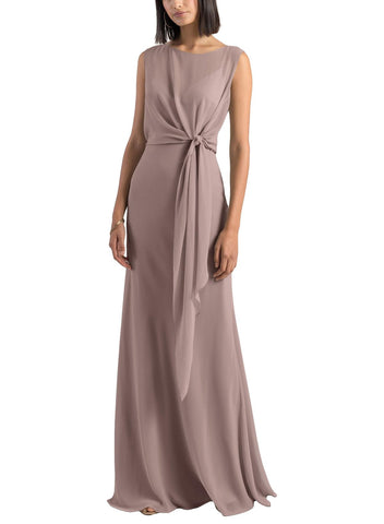 Jenny Yoo Paltrow Bridesmaid Dress in Wisteria - Front