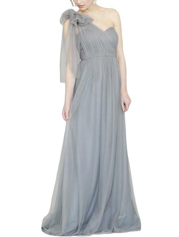 ba45950eb26 Jenny Yoo Annabelle in Sterling Grey Bridesmaid Dress