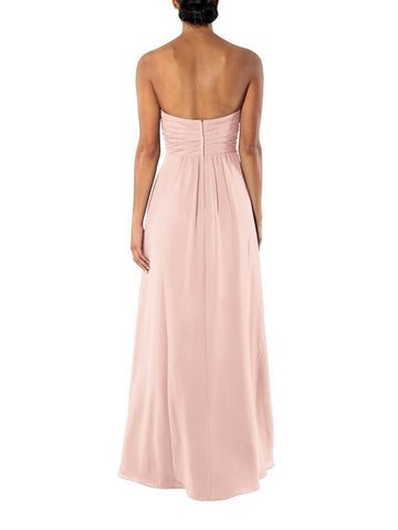 Brideside Kelly Maternity in Blush