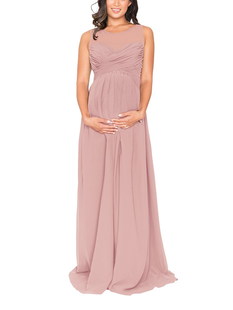 57d5105122483 Brideside Lisa Maternity Bridesmaid Dress | Brideside