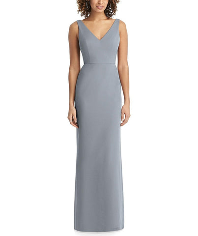 Social Bridesmaids Style - 8194 in Platinum - Front