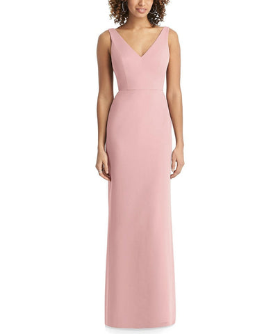 Social Bridesmaids Style 8194 in Rose Pantone Rose Quartz - Front