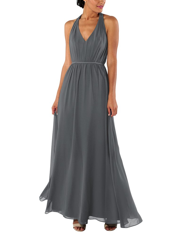 Brideside Veronica in Charcoal