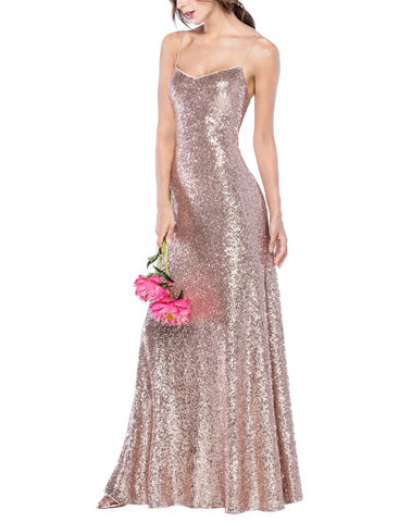 Watters Lucette Bridesmaid Dress