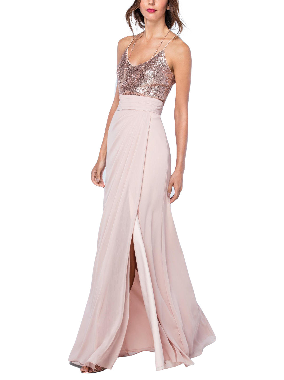 c3a40411c817 Watters Natasha Skirt Bridesmaid Dress | Brideside