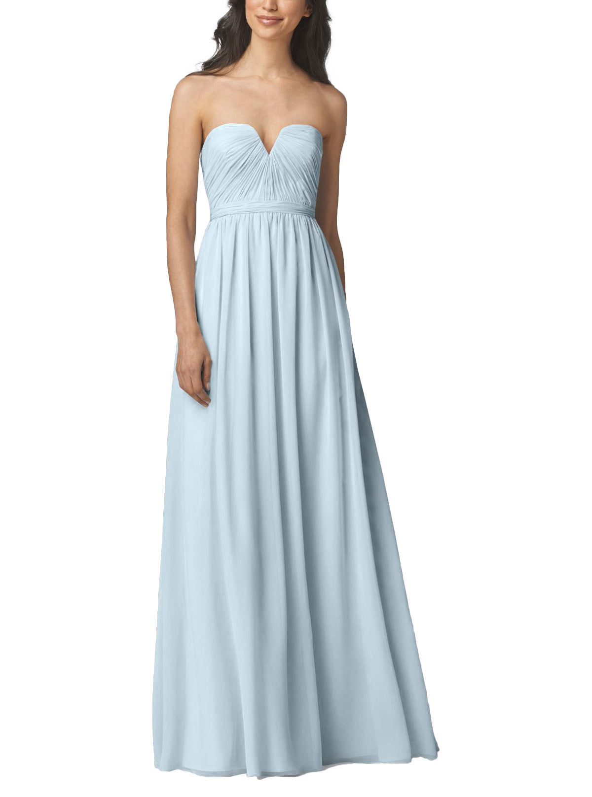 Wtoo by Watters Style 907 Bridesmaid Dress