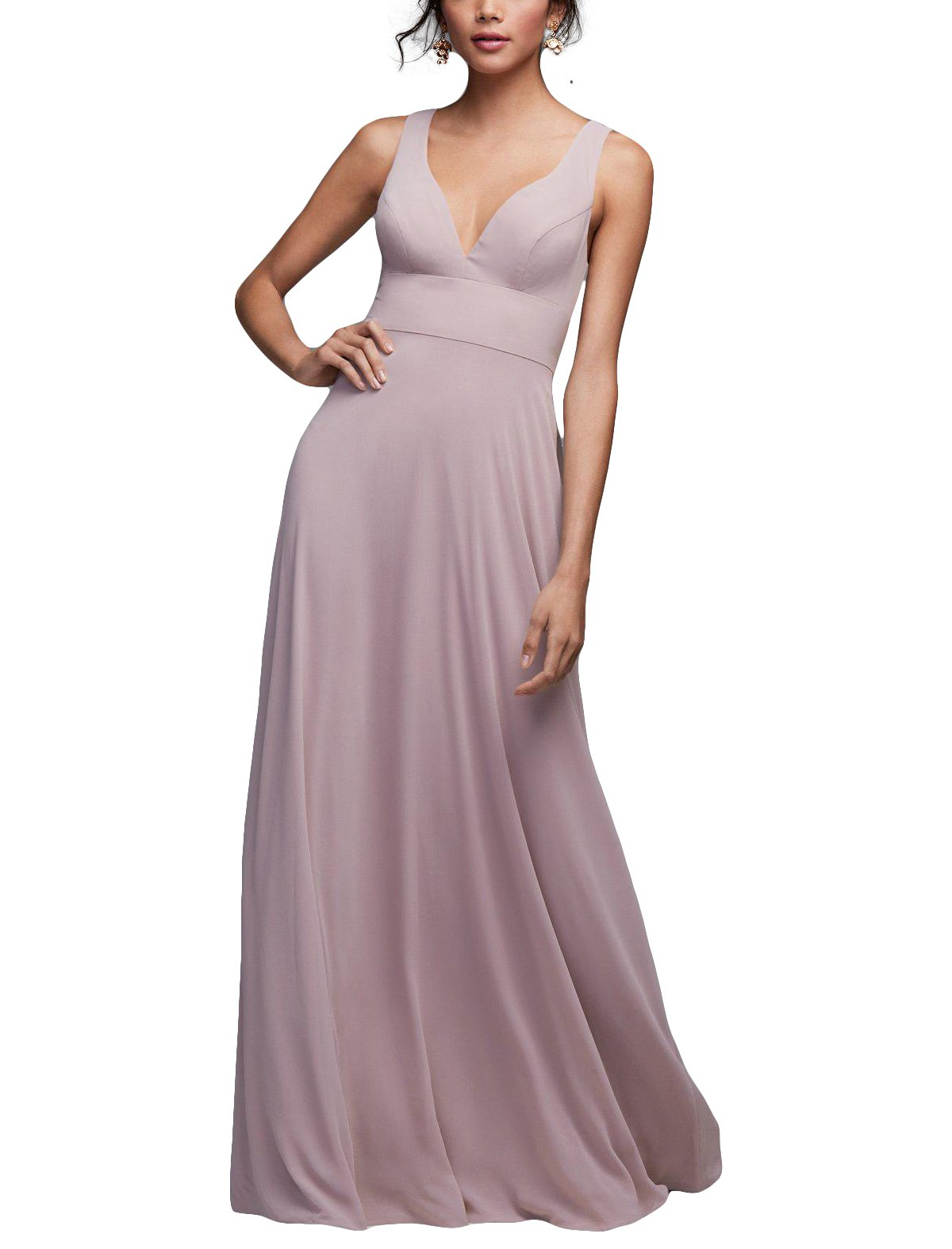 Pink bridesmaid dresses starting at 100 280 styles brideside watters cameo ombrellifo Gallery
