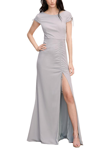 Wtoo by Watters Reese Bridesmaid Dress in French Blue - Front