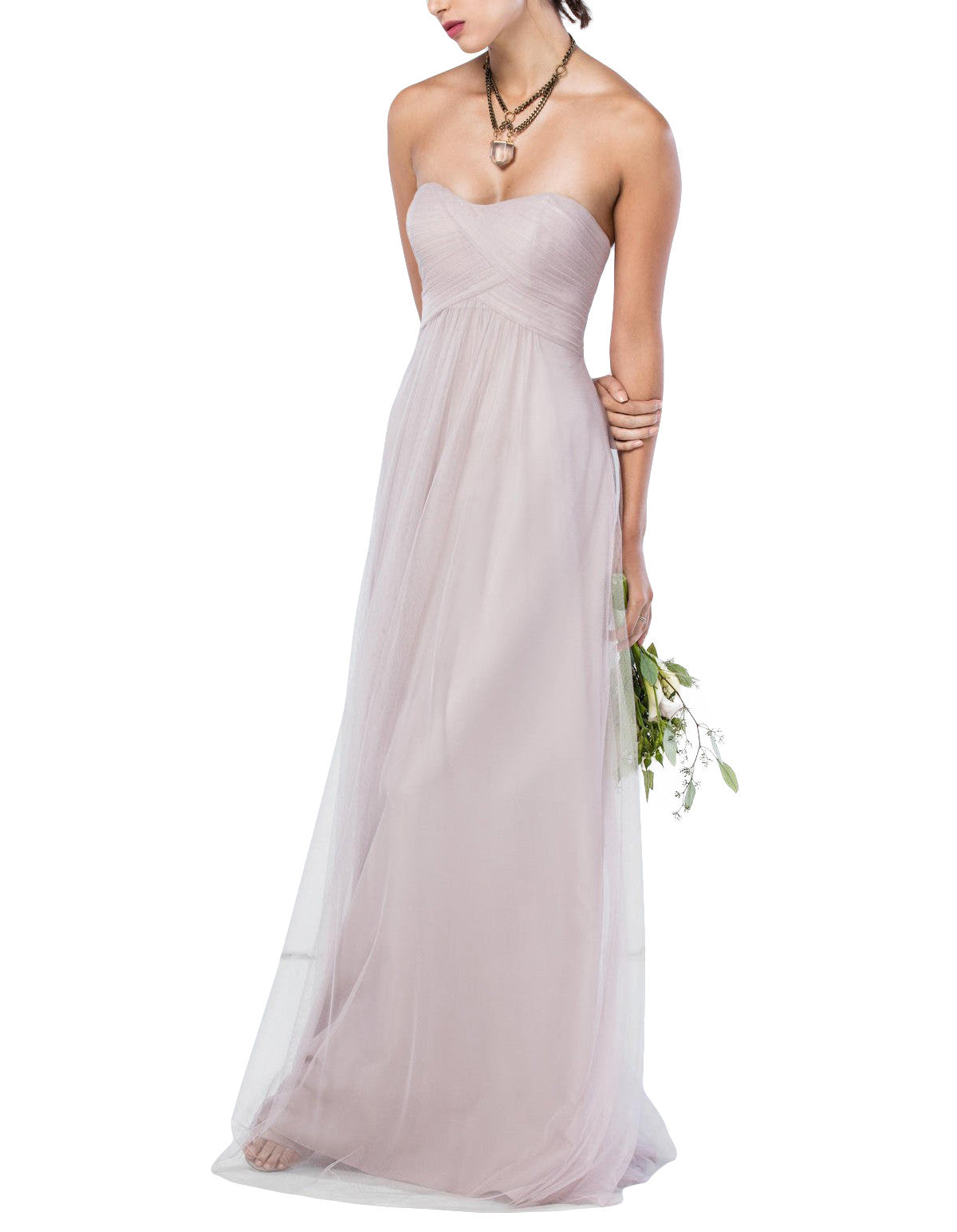 2b0549ba63d Wtoo by Watters Style 342 Bridesmaid Dress