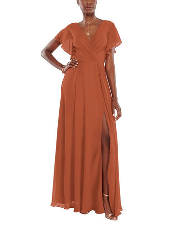 Aura Zoe Bridesmaid Dress