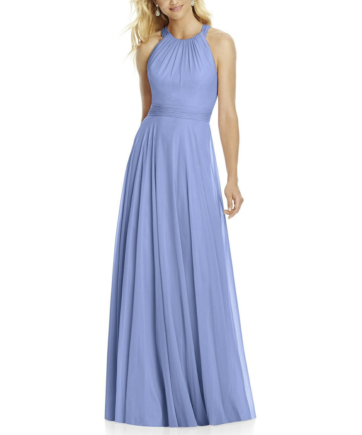 After Six Style 6760 in Periwinkle