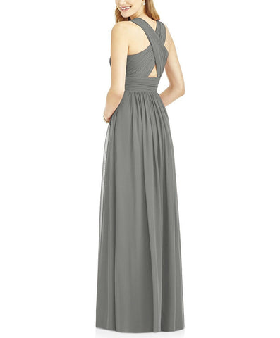 After Six Style 6752 in Charcoal-Gray