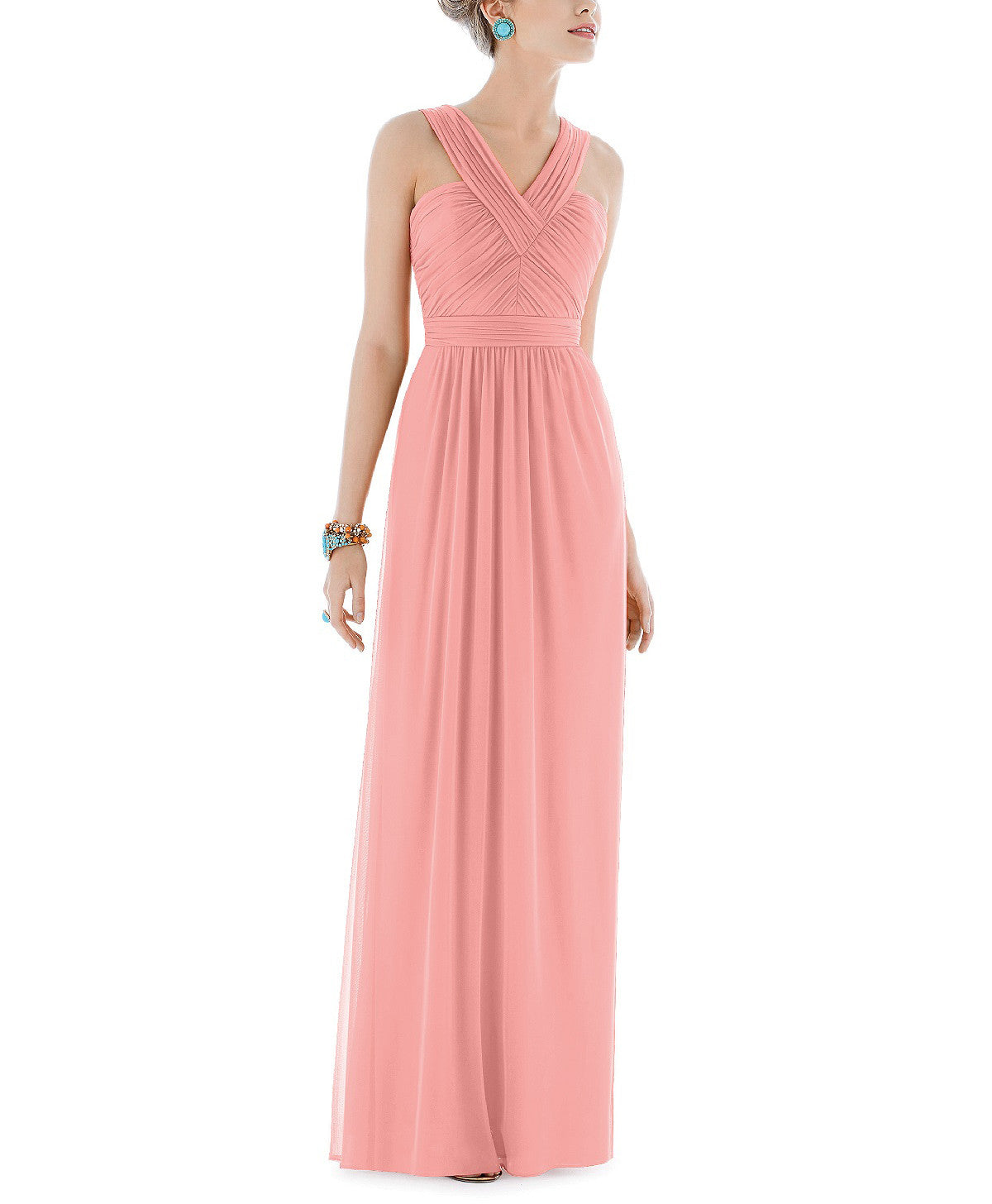 Alfred sung style d678 bridesmaid dress brideside alfred sung style d678 ombrellifo Choice Image