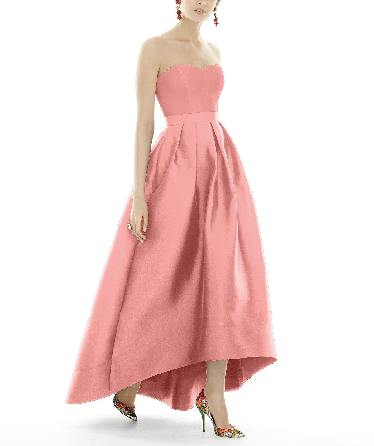Alfred Sung Style D699 Bridesmaid Dress | Brideside