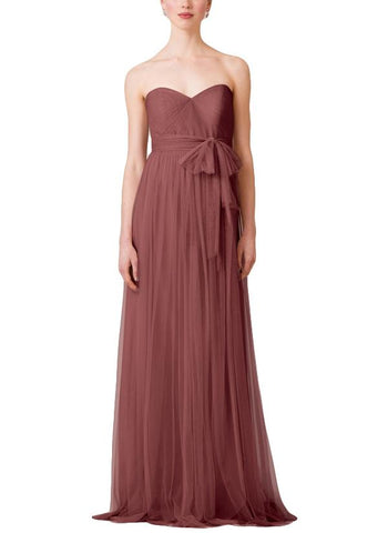 Jenny Yoo Annabelle Convertible Bridesmaid Dress
