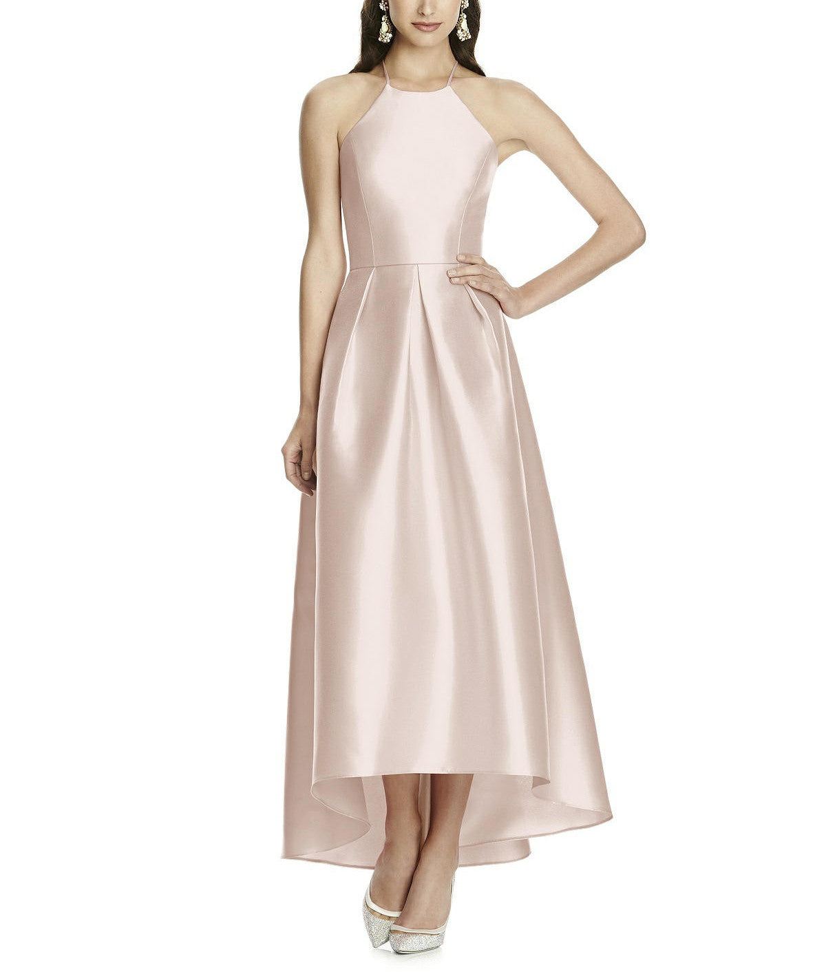 Alfred sung style d741 bridesmaid dress brideside alfred sung style d741 ombrellifo Choice Image