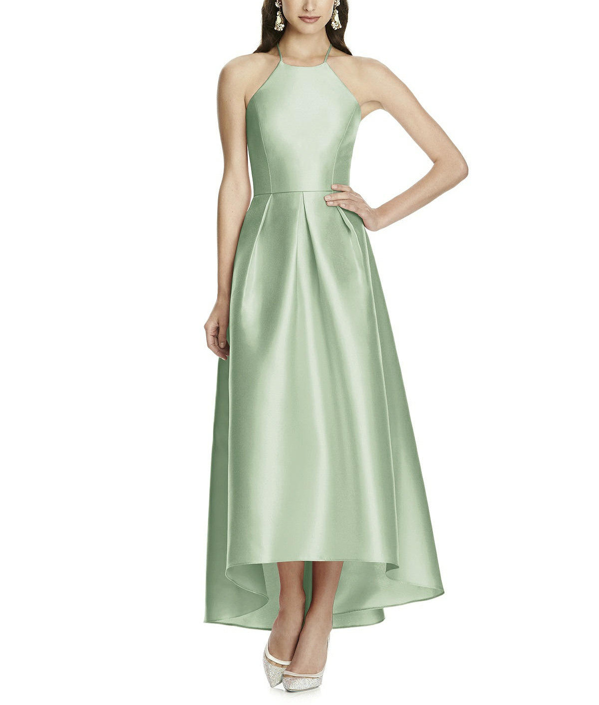 1c3a2ce7e9 Alfred Sung Style D741 Bridesmaid Dress