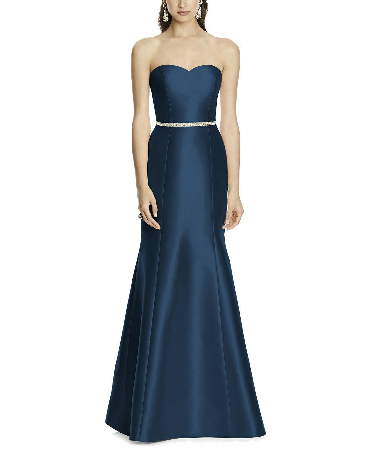 Alfred Sung Style D742 Bridesmaid Dress   Brideside