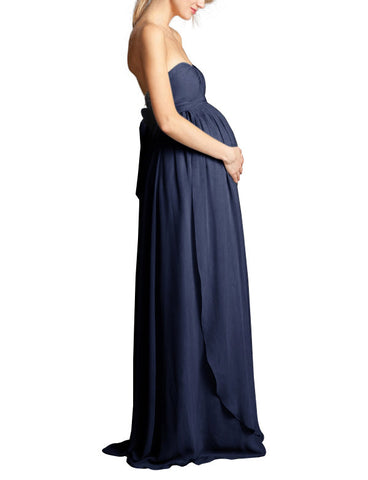 Jenny Yoo Cerise Maternity Bridesmaid Dress