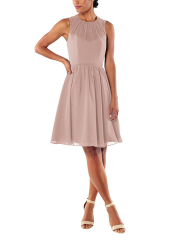 Brideside Daisy Cocktail Bridesmaid Dress