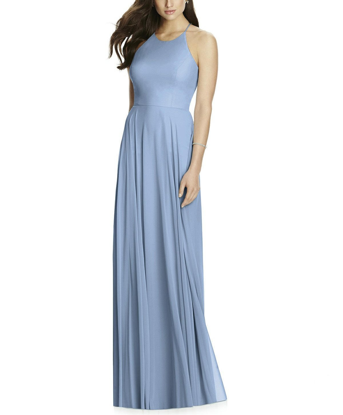 Dessy Collection Style 2988 in Cloudy