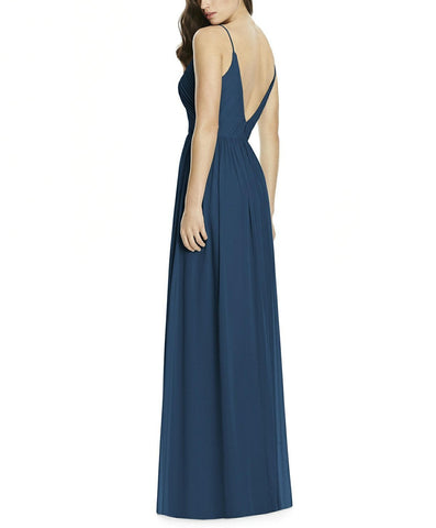 Dessy Collection Style 2989 in Sofia Blue
