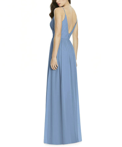 Dessy Collection Style 2989 in Windsor Blue