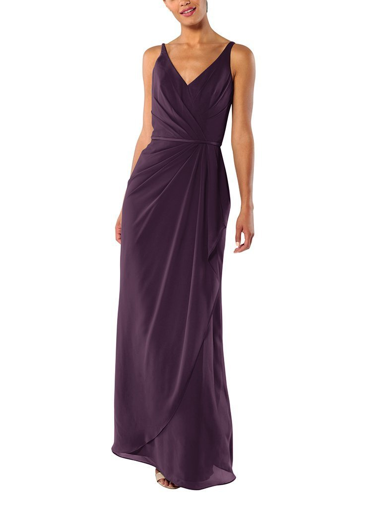 Brideside Dionne in Eggplant