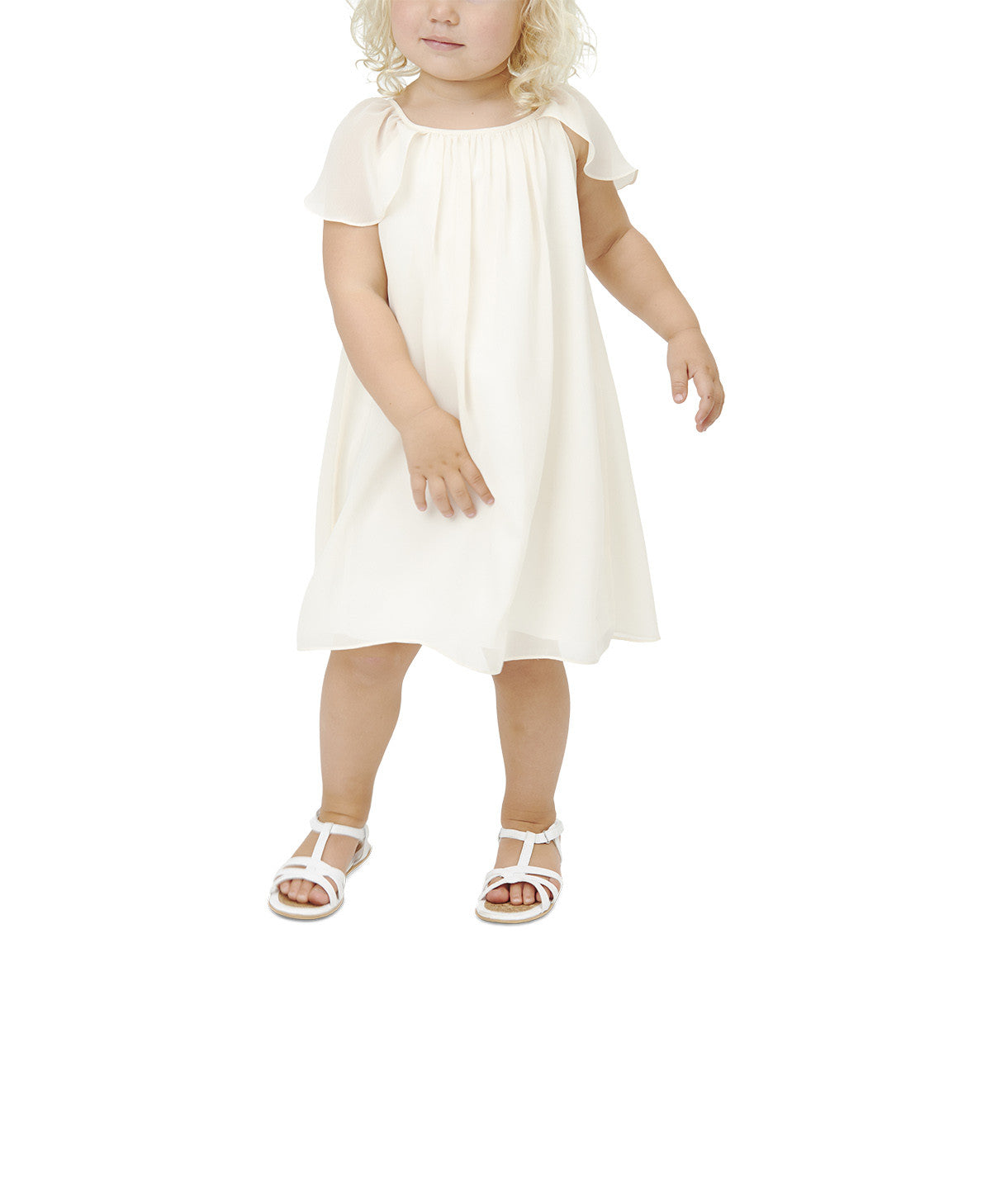 Joanna August Flower Girl Anabel Dress - Sample