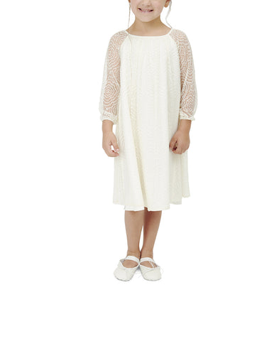 Joanna August Flower Girl Dress Ella Lace
