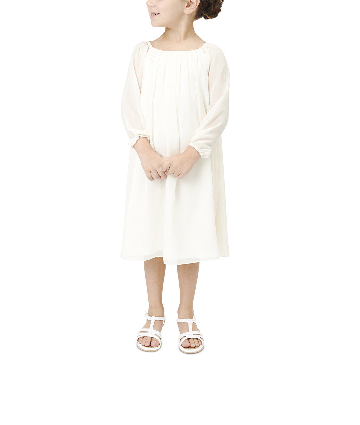 Joanna August Flower Girl Ella Dress