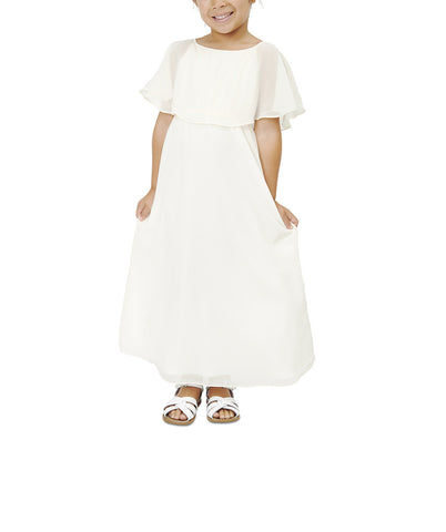 Joanna August Flower Girl Rose Dress