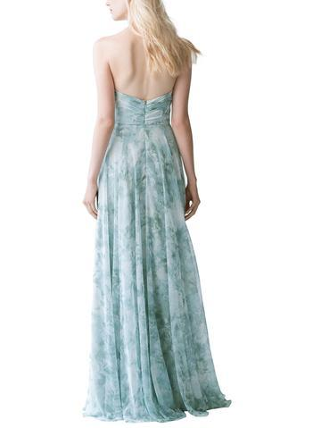 Jenny Yoo Adeline Print Bridesmaid Dress