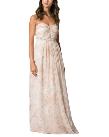 Jenny Yoo Nyla Print Bridesmaid Dress