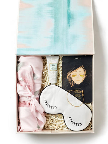 Pamper / Blush Blossom Gift Box