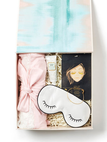 Pamper / Soft Pink Gift Box