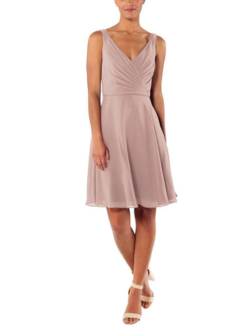 Brideside Rachel Cocktail Bridesmaid Dress