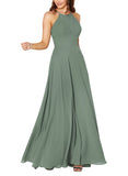 Sorella Vita Bridesmaid Dress Style 9292 in Evergreen - Front