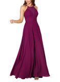 Sorella Vita Bridesmaid Dress Style 9292 in Mulberry - Front