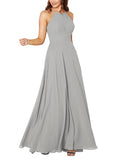 Sorella Vita Bridesmaid Dress Style 9292 in Platinum - Front