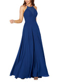 Sorella Vita Bridesmaid Dress Style 9292 in Royal Blue - Front