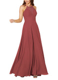 Sorella Vita Bridesmaid Dress Style 9292 in Sangria - Front