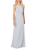 Sorella Vita Bridesmaid Dress Style 9330 in Arctic Blue - Front